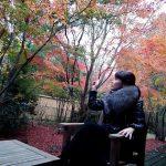 女二人旅、紅葉を楽しむヾ(≧▽≦)ノ